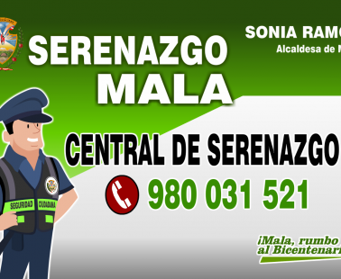 Central de Serenazgo